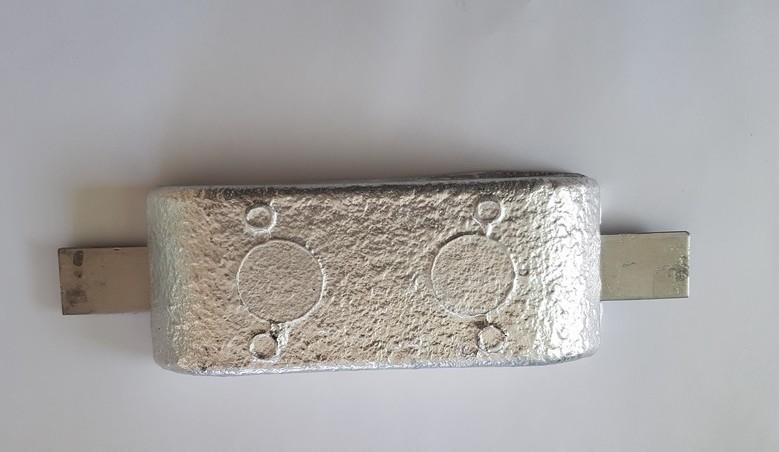 Anode Aluminum