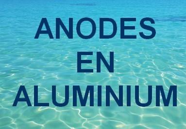 ANODE EN ALUMINUM